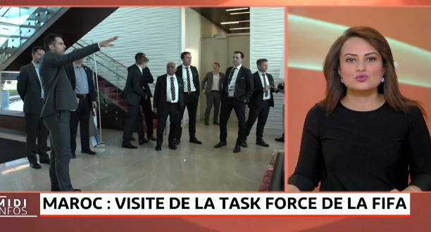 Maroc: visite de la Task Force de la FIFA