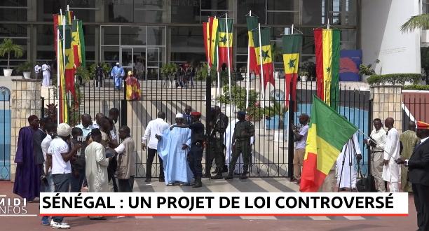 Sénégal: un projet de loi controversé