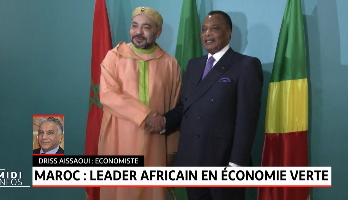 Le Maroc, leader africain en économie verte