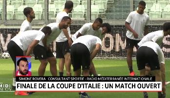 Coupe d'Italie: le choc des titans