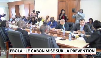 Ebola: Le Gabon mise sur la prévention