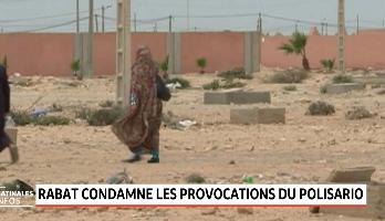 "Sahara marocain: Le Maroc condamne les provocations du ""polisario"""