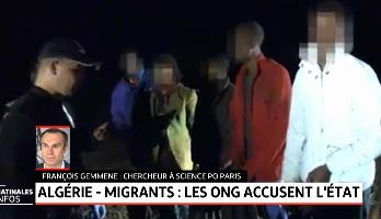 Algérie: des ONG dénoncent les expulsions de migrants