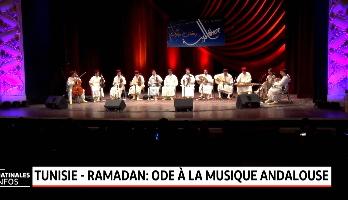Tunisie - Ramadan: ode à la musique andalouse