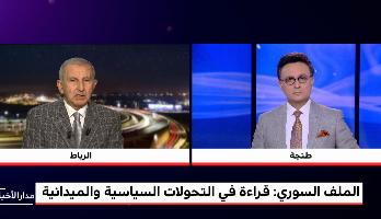 الحسيني: قوى عظمى ذات دور جوهري في استمرار الصراع بسوربا