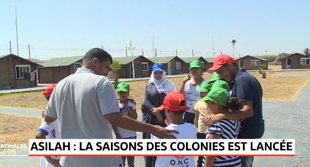 Assilah: la saison des colonies est lancée