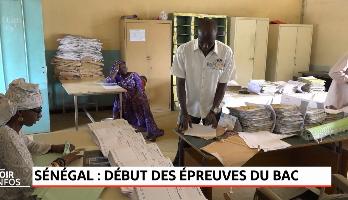 Sénégal: début des épreuves du Bac