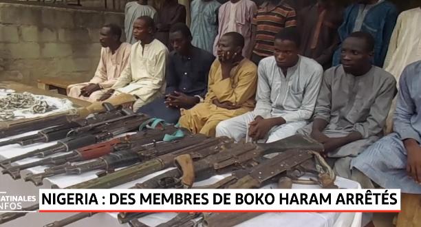 Nigeria: arrestation de 22 éléments de Boko Haram