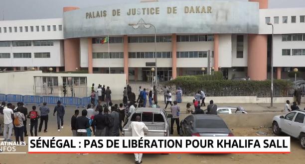 Sénégal : la demande de mise en liberté de Khalifa Sall rejetée
