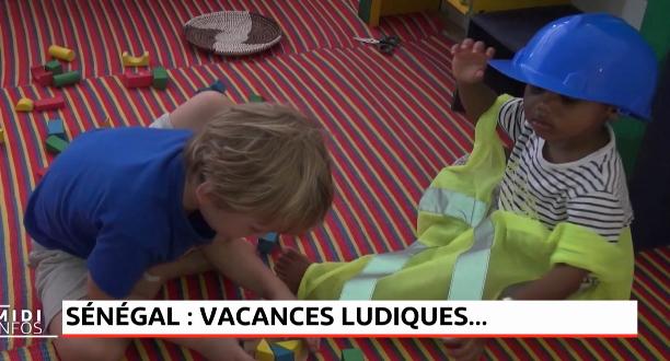 Reportage: Des vacances ludiques pour les enfants sénégalais