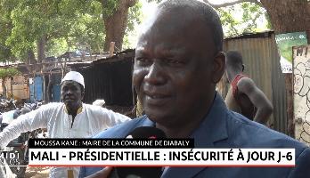 Mali - présidentielle: insécurité à J-6