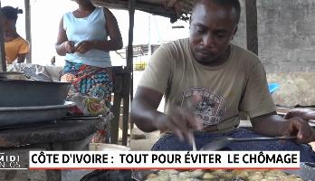 Côte d'Ivoire: tout pour éviter le chômage