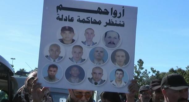 جمعية عائلات وأصدقاء ضحايا مخيم أكديم إزيك تطلع الأمين العام للأمم المتحدة على مستجدات محاكمة المتهمين في القضية