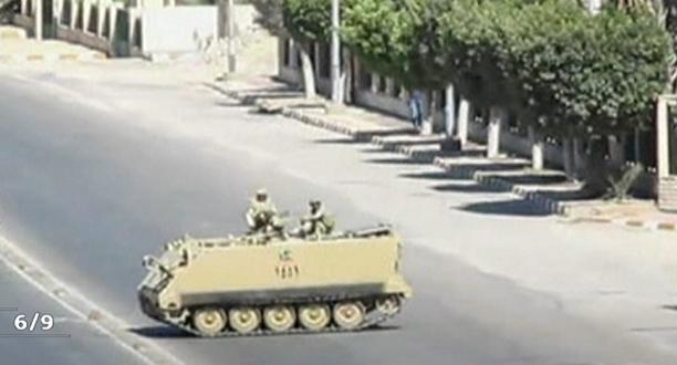 """مقتل 10 جنود من بينهم ثلاثة ضباط و15 مسلحا """"تكفيريا """" في عملية مداهمة في سيناء"""