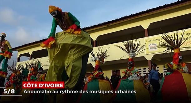 Côte d'Ivoire: Anoumabo au rythme des musiques urbaines