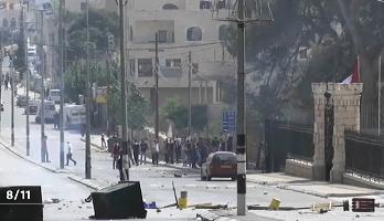 فيديو .. يوم غضب في غزة والضفة تضامنا مع إضراب الأسرى