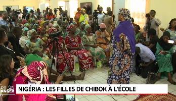 Nigeria: les filles de Chibok rejoignent un centre éducatif