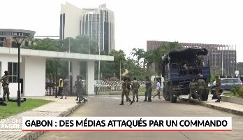 Libreville: Une attaque ciblée contre les médias a eu lieu en cette fin de semaine