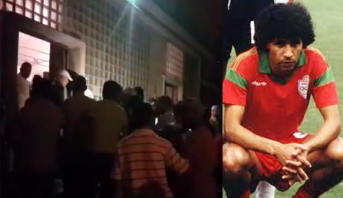 """""""المايسترو"""" الظلمي في ذمة الله .. الكرة المغربية تفقد أحد أساطيرها"""