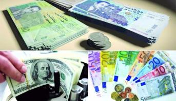 بنك المغرب يعلن تراجع سعر الدرهم مقابل الأورو وارتفاعه مقابل الدولار