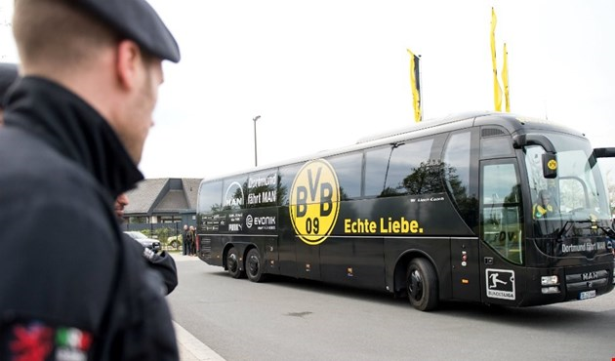 شرطة ألمانيا توقف المشتبه به في الاعتداء على حافلة فريق دورتموند