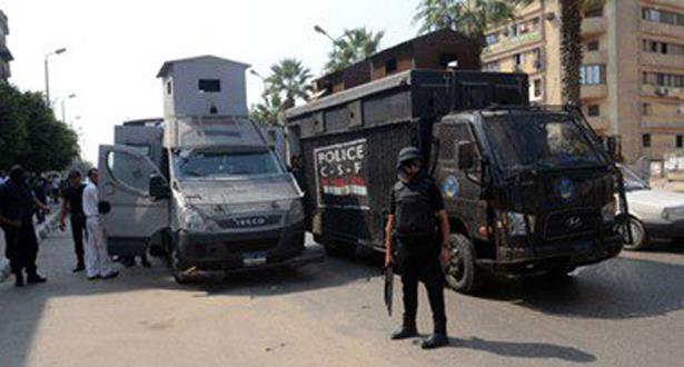 مقتل ثمانية رجال أمن وإصابة ثلاثة آخرين في هجوم على كمين أمني في مصر