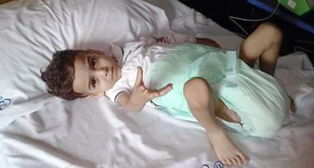 الطفل أنور في حاجة ماسة لمساعدات عاجلة لإنقاذه من السرطان المميت