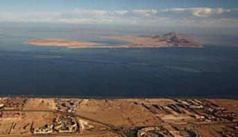 Le président égyptien ratifie le transfert de deux îlots à Ryad