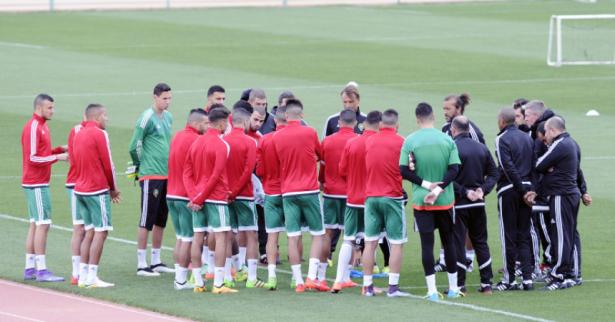 تغيير في موعد مباراة المنتخب المغربي الودية