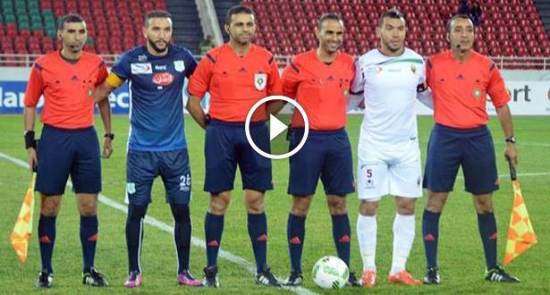 فيديو .. ستة أهداف في مباراة مثيرة بين الجيش الملكي والدفاع الجديدي