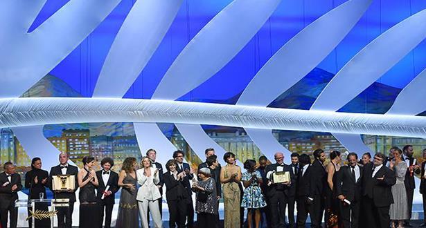 """الفيلم الفرنسي ديبان يفوز بجائزة السعفة الذهبية في مهرجان """"كان"""""""