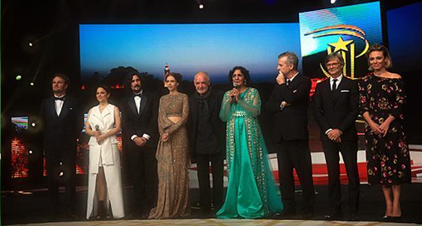افتتاح الدورة 16 من المهرجان الدولي للفيلم بمراكش بعروض فنية متنوعة