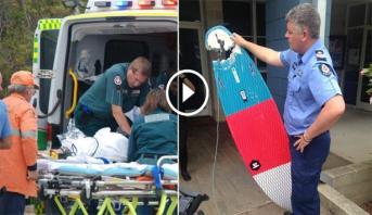 فتاة أسترالية تلقى حتفها في هجوم لسمكة قرش أمام أعين عائلتها (فيديو)