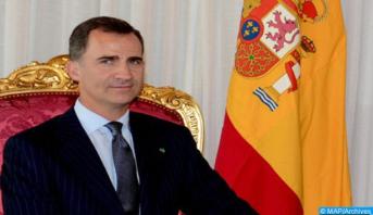 Le roi d'Espagne sensibilisé sur les attentats commis par le polisario