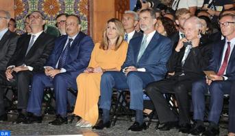 """العاهل الإسباني الملك فيليبي السادس : """"علاقاتنا مع المغرب استراتيجية بفضل صداقتنا """""""