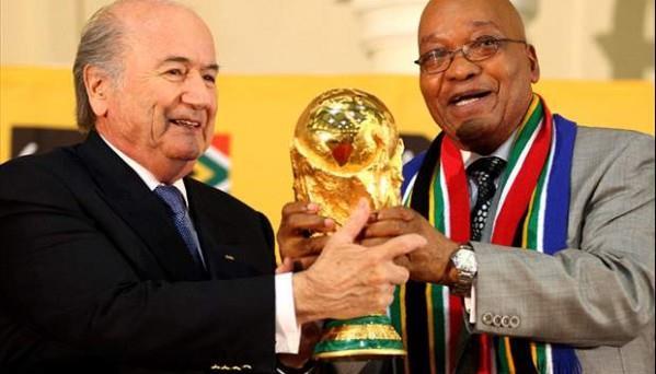 Mondial 2010: dix millions de dollars pour trois voix en faveur de l'Afrique du Sud