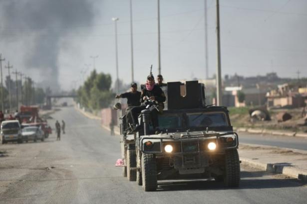 القوات العراقية تستعيد ثلث الجزء الغربي من الموصل