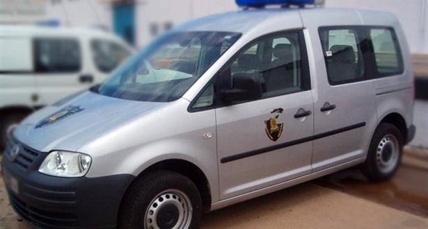 Interpellation par la Gendarmerie royale de Rabat de plusieurs trafiquants de drogue
