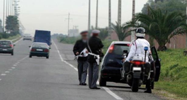 Chtouka Aït-Baha: un chauffeur décède suite à une altercation lors d'un contrôle routier