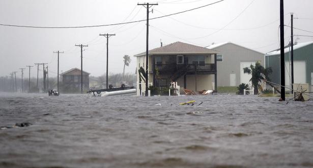 ouragan harvey trump