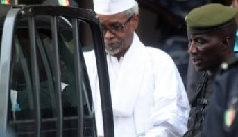 Perpétuité confirmée pour l'ex-président tchadien Hissène Habré