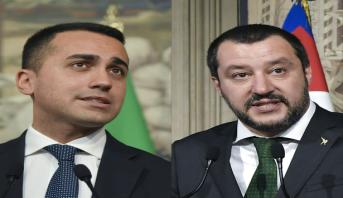 Italie : accord des populistes sur la composition et le chef du nouveau gouvernement