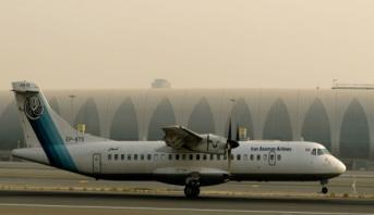 Crash en Iran: les ATR de la compagnie Aseman suspendus