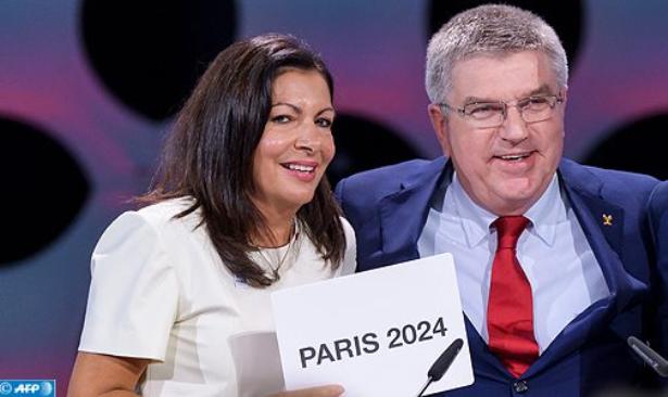 Paris et Los Angeles, deux villes qui renforcent l'esprit olympique d'une manière merveilleuse