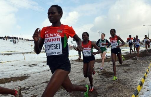 Sept athlètes kényans suspendus 2 à 4 ans pour dopage