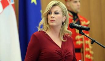"""كوليندا غرابار .. وجه آخر وحقائق عن رئيسة كرواتيا """"الحسناء"""" !"""