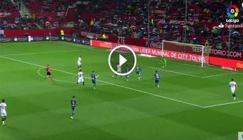 فيديو .. إشبيلية يفوز على سلتا فيغو ويضيق الخناق على أتلتيكو مدريد