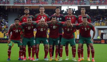 """ترتيب مجموعة المغرب بعد البداية المخيبة لـ """"أسود الأطلس"""" في تصفيات """"كان2019"""""""