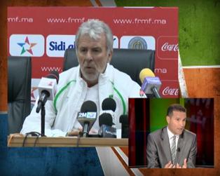 الماتش : مباراة الإياب بين المنتخبين المغربي والجزائري بمراكش