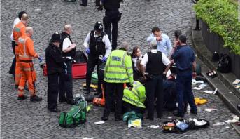 ارتفاع عدد قتلى هجوم لندن إلى خمسة أشخاص (حصيلة جديدة)